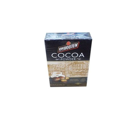 coklat bubuk cocoa van houten  gr tokowahabcom