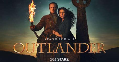 Starz's outlander gets first poster, premiere date. Outlander saison 5 : Jamie et Claire sur un poster de la saison 5 - outlander saison 5 | melty