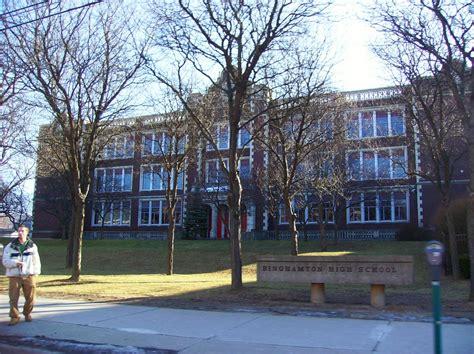 Panoramio - Photo of Binghamton High School