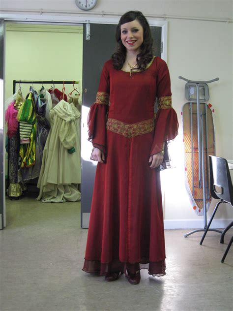 maid marian norwich theatre royal set costume hire