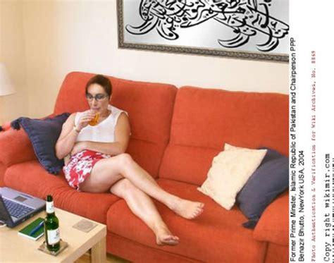 Benazir Bhutto S Feet