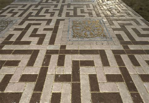 Floor ? Tiles ? Church ? ArchViz PBR Texture Pack