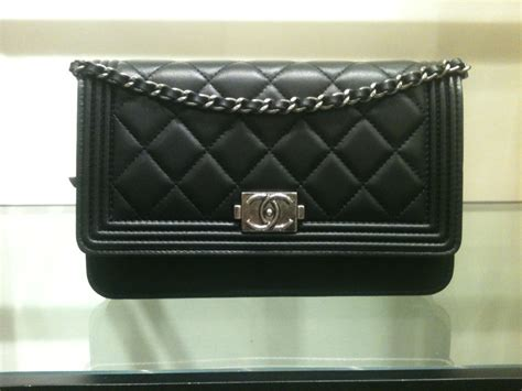 chanel boy woc bag reference guide spotted fashion