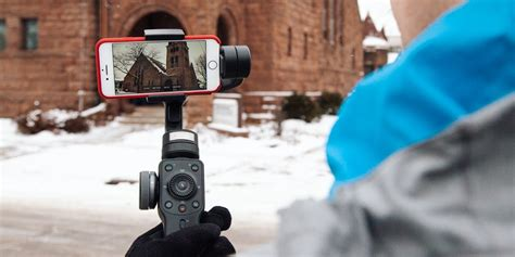 the best android and iphone gimbal for 2019 reviews by wirecutter a new york times company