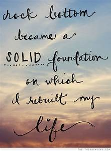 Love.Love.Love ... Rock Foundation Quotes