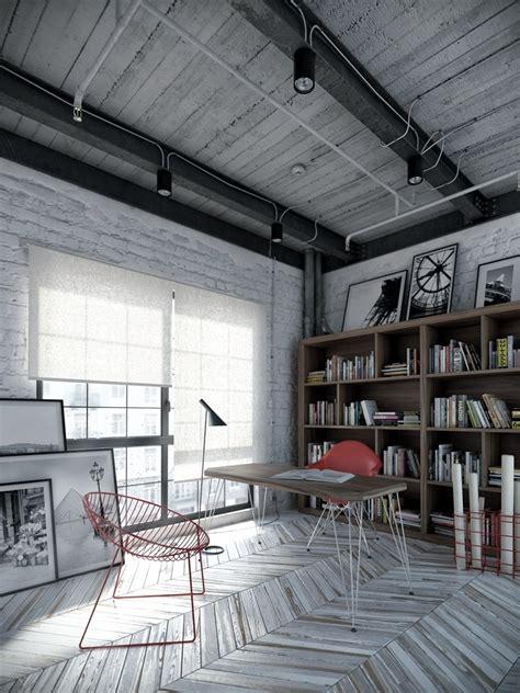 modern industrial floor l industrial decor interior design ideas