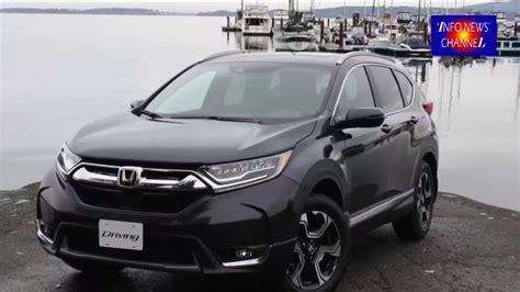 2019 Honda Crv by 2019 Honda Cr V Changes Exterior
