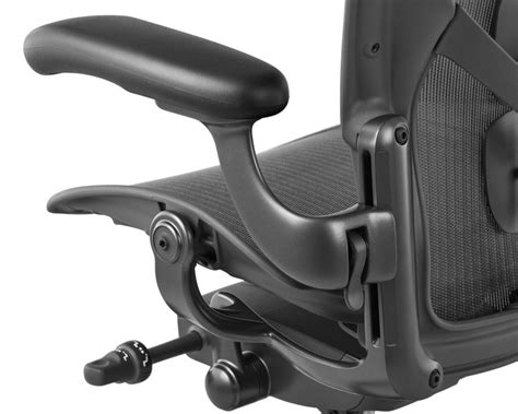 Aeron Chair Adjustments by Herman Miller Aeron Chair 2016 The Century House