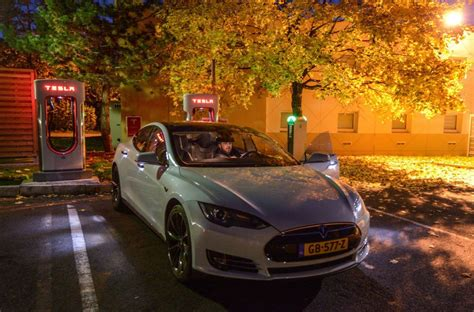 what we learned driving a tesla model s to the south of fuel included electric cars