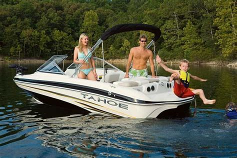 Used Fish And Ski Boats Minnesota by Research Tahoe Boats On Iboats