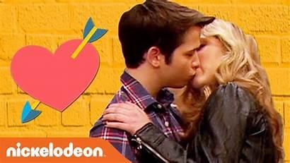 Cat Icarly Freddie Sam Kiss Episode Kisses