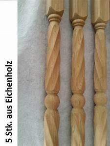 Säulen Aus Holz : 15 stk gedrechselte s ulen aus holz f r gel nder holzs ulen ~ Orissabook.com Haus und Dekorationen
