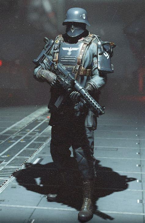 Wolfenstein the New Colossus 2 Soldier