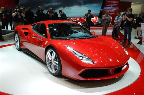 Go behind the scenes and get analysis straight from the paddock. 2016 Ferrari 488 GTB is a star at the Geneva Motor Show; first official video released