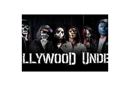 hollywood undead underground download