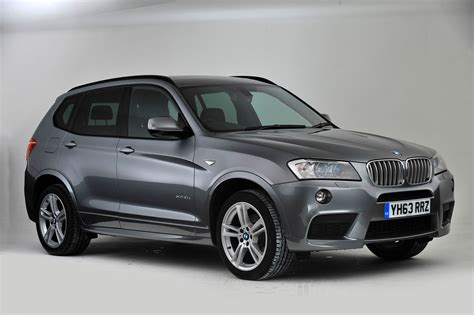 used bmw x3 pictures auto express
