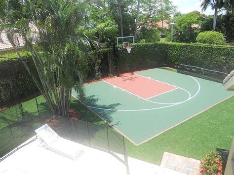Versacourt  Indoor, Outdoor & Backyard Basketball Courts