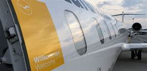 A Free Upgrade On Lufthansa Just For Asking Live And