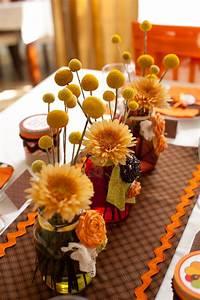 Thanksgiving Dinner Table Design