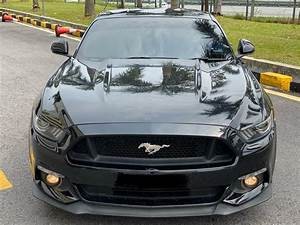 Rent Ford Mustang GT 5.0 Near Me - Luxury Car Rental