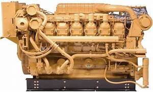 Diagram Of Caterpillar Engine 3512b Specific Wiring