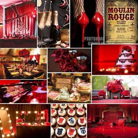 pretty parties moulin rouge bridal shower party ideas