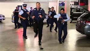 New Zealand Police Running Man Challenge - YouTube