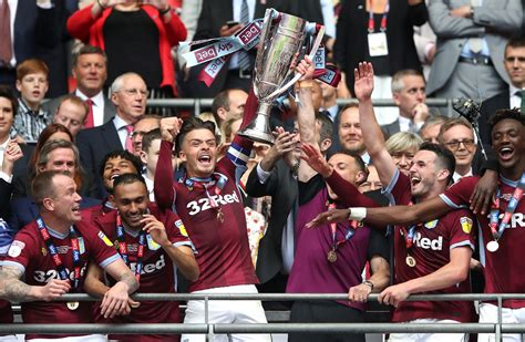 The match was to determine the third and final team to gain promotion from the efl championship. Aston Villa back in the Premier League after nail-biting ...