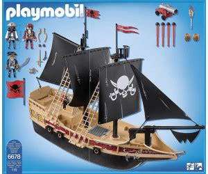 Barco Pirata Playmobil Precio by Playmobil Pirates Barco Pirata 6678 Desde 58 02