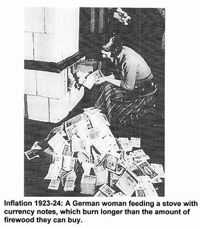 Money Weimar Burn Germany Printing Tooth Fairy