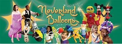 Balloon Josh Hat Animals Balloons Neverland