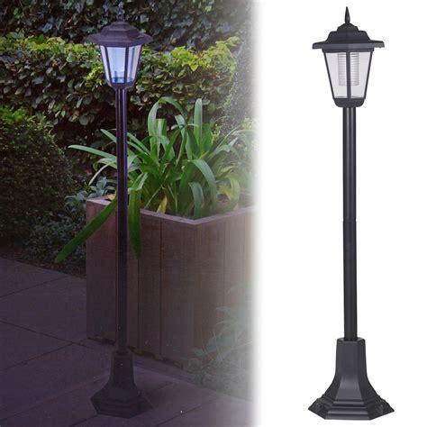 how to make outdoor solar lights solar powered garden lights lantern l black led pathway