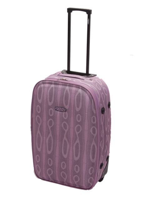 light pink suitcase 3 pink light weight luggage suitcase set ebay