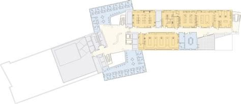 Cal Poly Gypsum Floor Plan by Warren J Baker Center For Science And Mathematics
