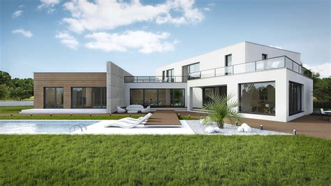Moderne Häuser Bauplan by Hausbau Ideen Modern Avec Moderne H 228 User Minecraft Et