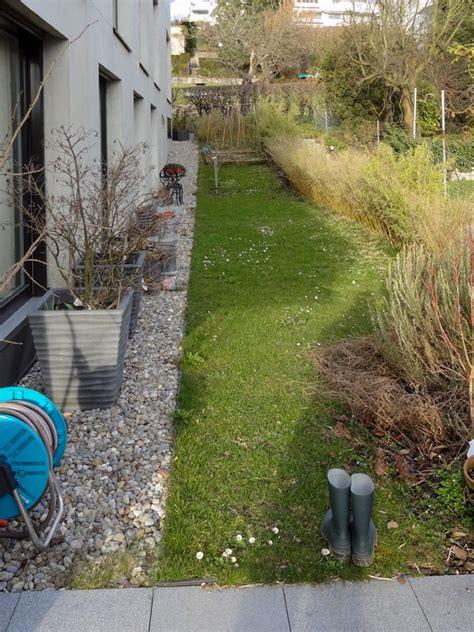 Garten Gestalten Hauswand by Kleiner Garten Gro 223 E Wirkung Bauen De