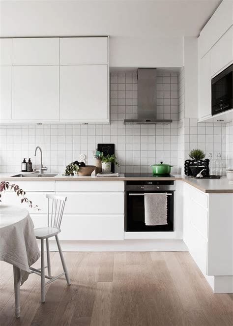 Kitchens And Interiors Best 25 Simple Kitchen Design Ideas On Scandinavian Kitchen Backsplash