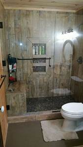 Rustic, Shower, Tile, 6, U2013, Home, And, Apartment, Ideas