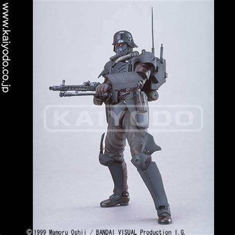 wolfenstein jin roh jinroh wolf order action brigade figure gear kerberos kaiyodo