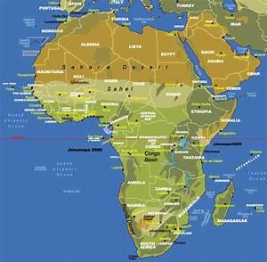 Africa Equator • Mapsof net