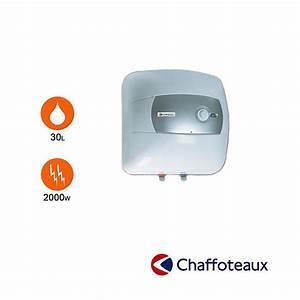 Chauffe Eau Electrique Pas Cher : chauffe eau electrique 30 litres pas cher ~ Edinachiropracticcenter.com Idées de Décoration
