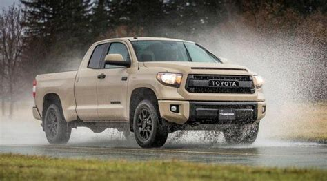 toyota tundra release date price redesign