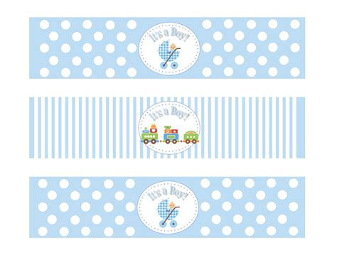 printable water bottle labels for baby shower unavailable listing on etsy