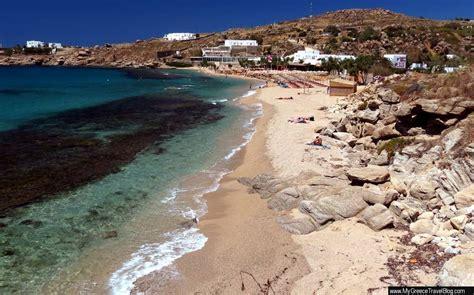 Paradise Beach On Mykonos My Greece Travel Blog