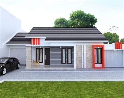 desain rumah minimalis tampak depan terbaru rumahpedia