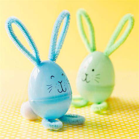 easter egg decorations craft plastic easter egg ideas