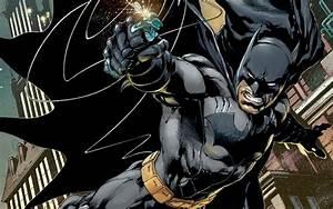 Batman Comic Picture Wallpapers 696 - HD Wallpaper Site