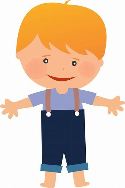 Cartoon Clipart Child Writing Boy Transparent Webstockreview