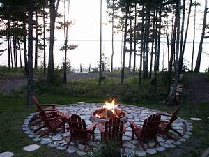 Lakeside Areas on Pinterest Fire Pits, Patio Fire Pits