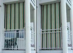 Markisen Ohne Bohren : angerer balkon sichtschutz schutz vor wind und wetter ~ Eleganceandgraceweddings.com Haus und Dekorationen